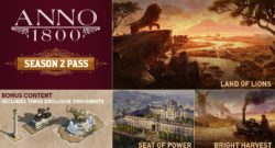 Anno 1800 Season 2 Pass Announced
