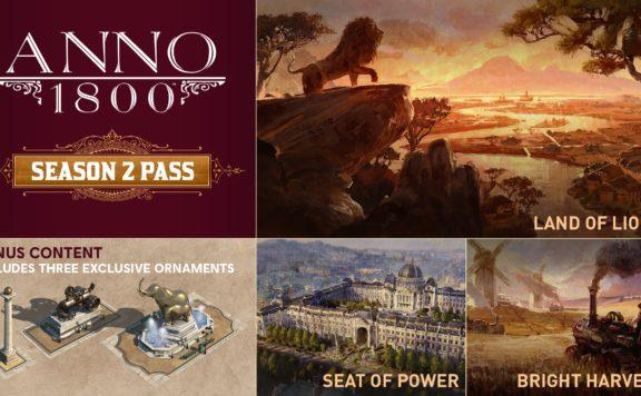 Anno 1800 Season 2 Pass Announced
