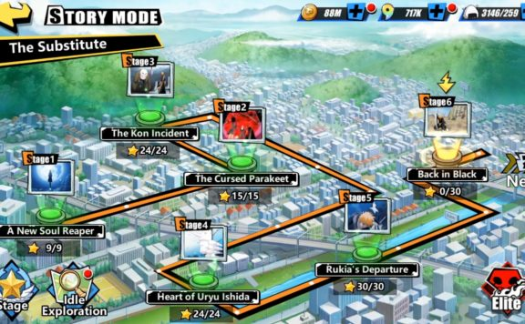 Bleach: Immortal Soul mobile launch