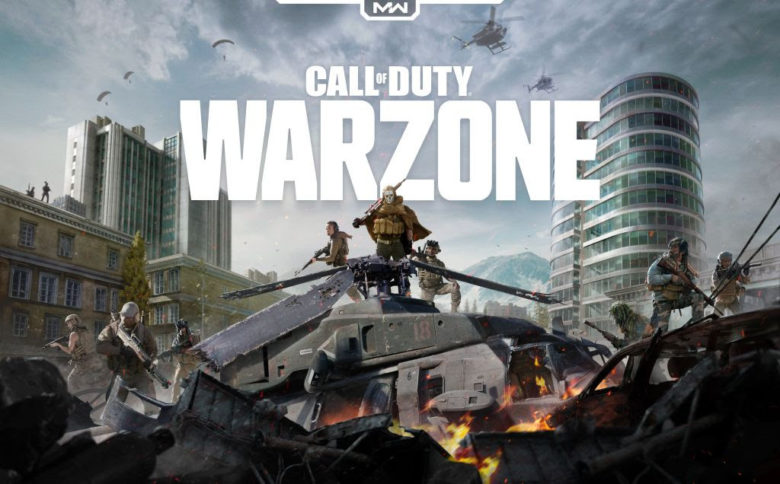 Call of Duty Warzone - Jump into Verdansk Solo