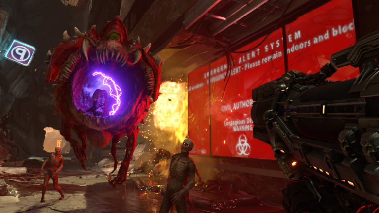 Doom Eternal - System Requirements Announced
