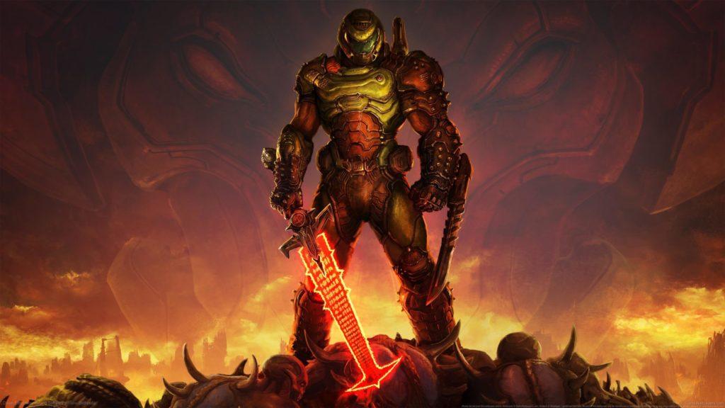 Doom Eternal - virus