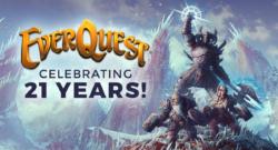 Everquest Celebrates 21st Birthday!