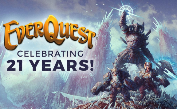 Everquest Celebrates 21st Birthday!