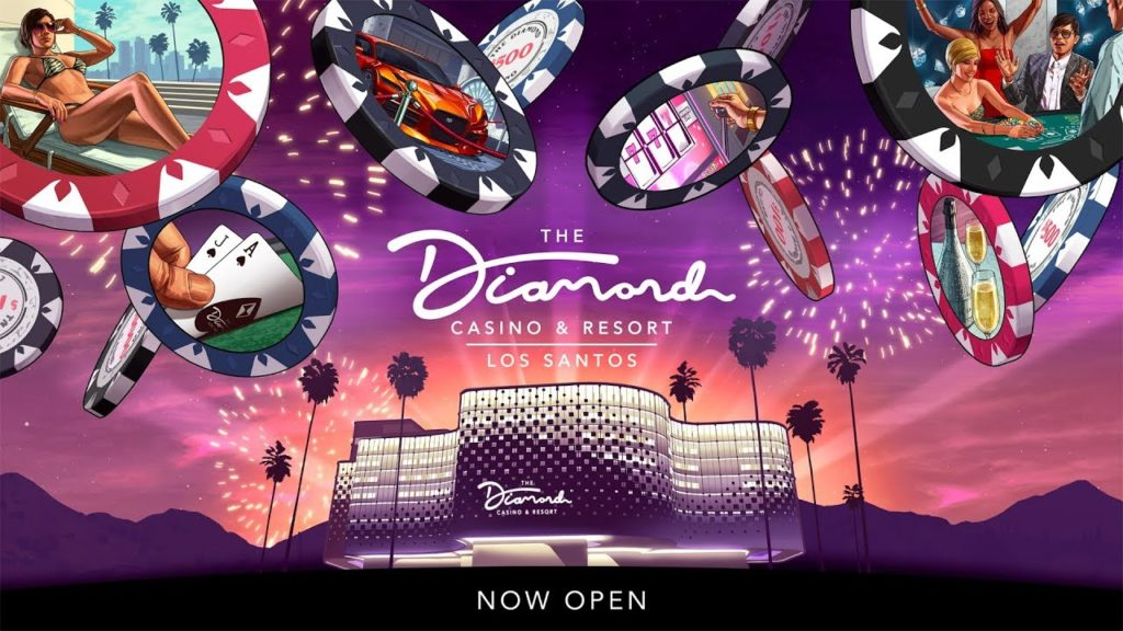 Games of Chance - Grand Theft Auto Online