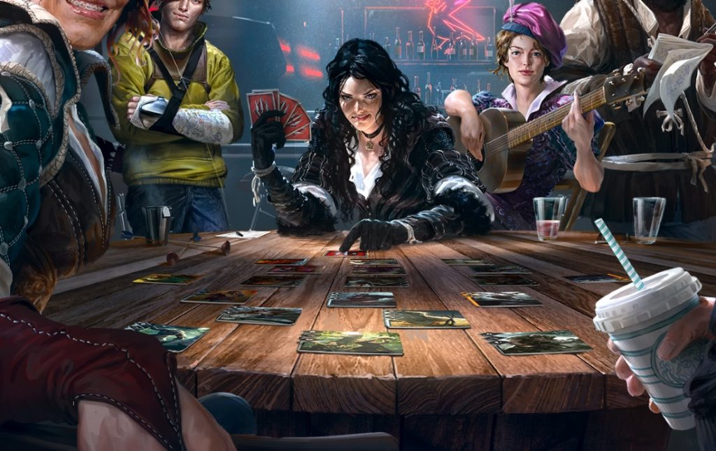 Games of Chance - Gwent