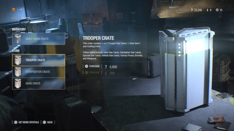 Games of Chance - Lootboxes