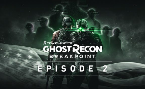 Ghost Recon Breakpoint x Splinter Cell Crossover Event - Deep State