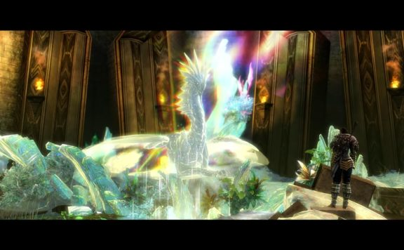 Guild Wars 2 Visions of the Past: Steel and Fire