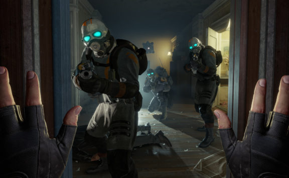 Half-Life Alyx - Gameplay Videos Demonstrate Movement & Combat