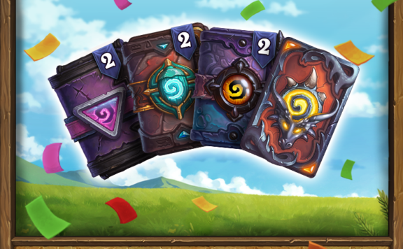 Hearthstone Anniversary Event - The Spirit of Competition