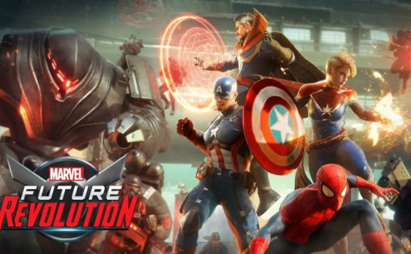 Marvel Future Revolution - Mobile Game Announcement Trailer