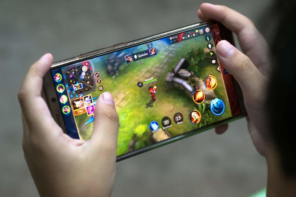 Mobile Gaming 2