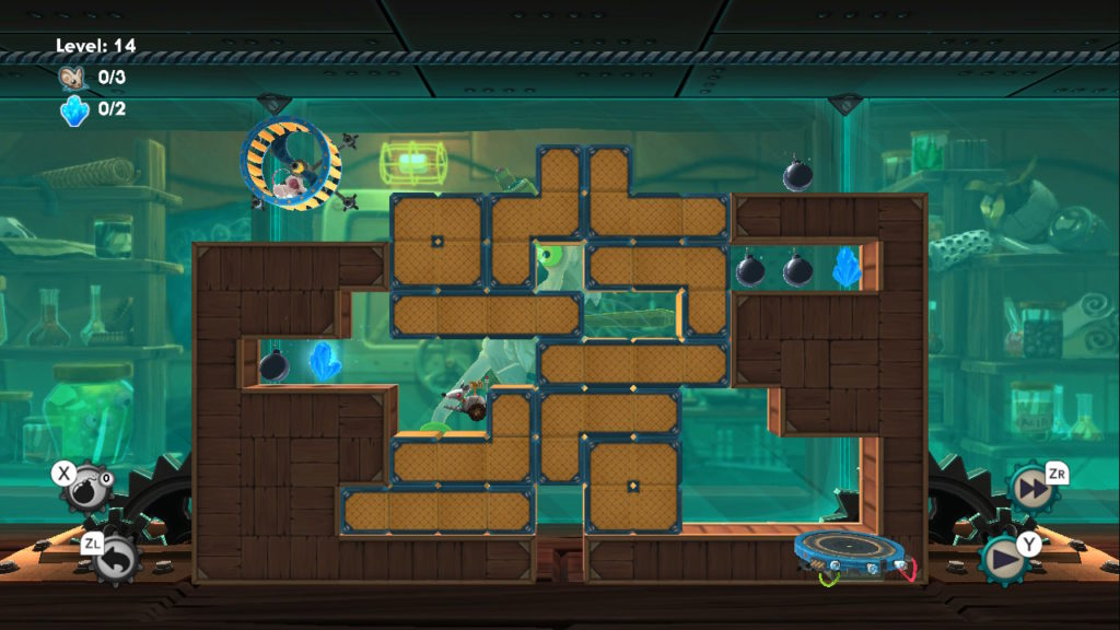 A typical level