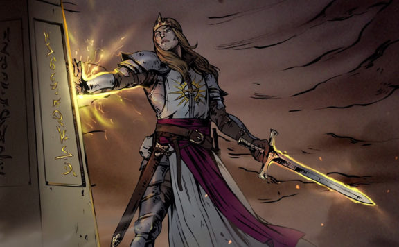 Pathfinder - Wrath of the Righteous Kickstarter Updates