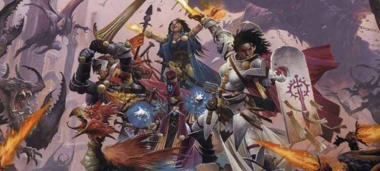 Pathfinder Wrath of the Righteous Wraps Up Kickstarter Campaign, Crosses $2M Milestone