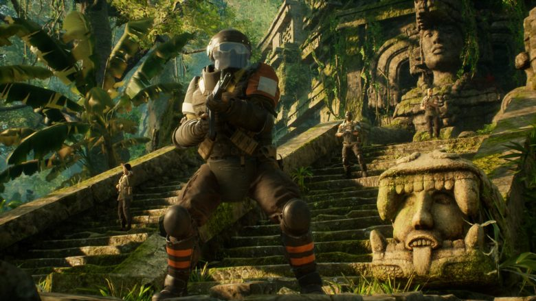 Predator Hunting Grounds - Multiplayer Gameplay Footage
