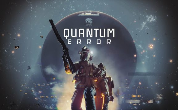 Quantum Error - Zombie Shooter for PS4 & PS5 Announced