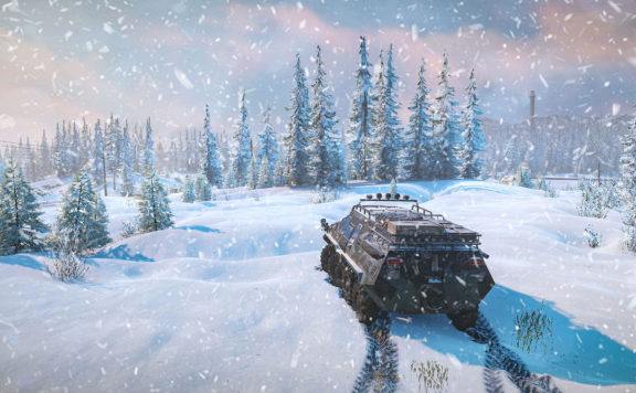 SnowRunner - Overview Trailer Invites Players Into the Wilderness