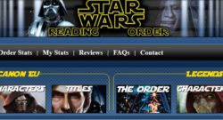Star Wars Reading Order Banner