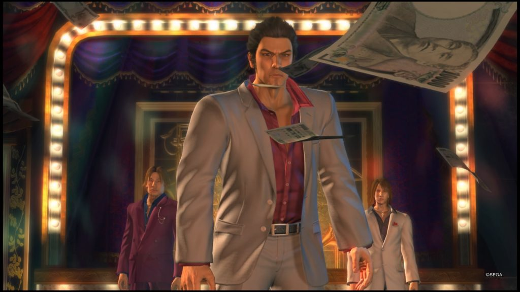 Yakuza Remastered Collection Review 1