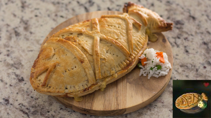 Pi Day: Fish Pie
