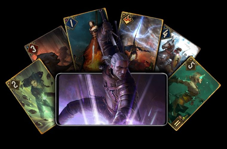 gwent android beta