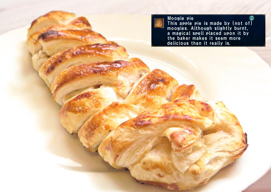 Pi Day: Moogle Pie