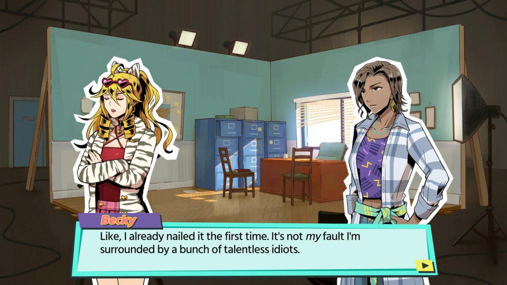murder by numbers visual novel