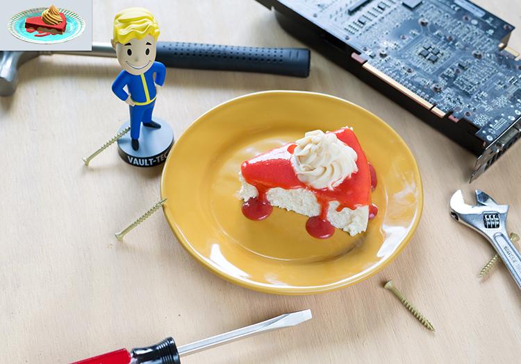 Pi Day: Fallout Pie