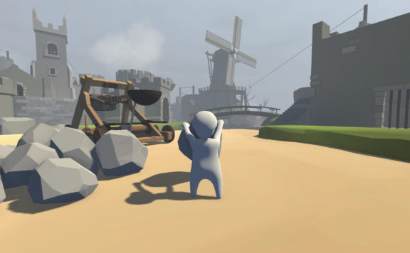 Human Fall Flat Goes Thermal Today