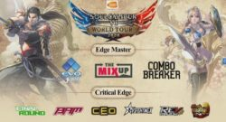 Tekken & Soulcalibur World Tours