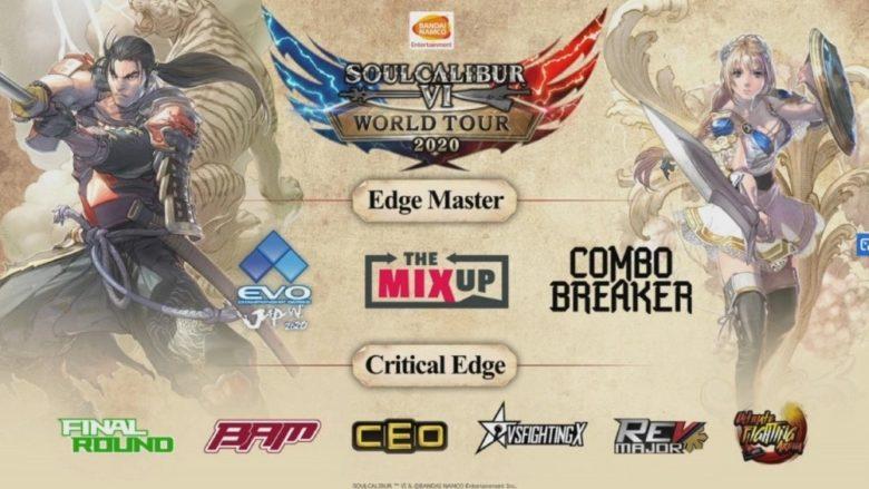 Tekken & Soulcalibur World Tours