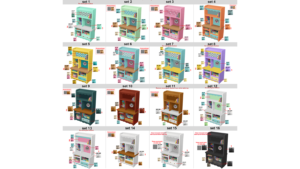 The Sims 4 - Color Variants