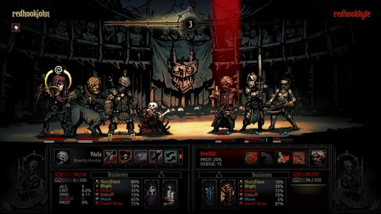 Darkest Dungeon The Butcher's Circus DLC is Coming in May