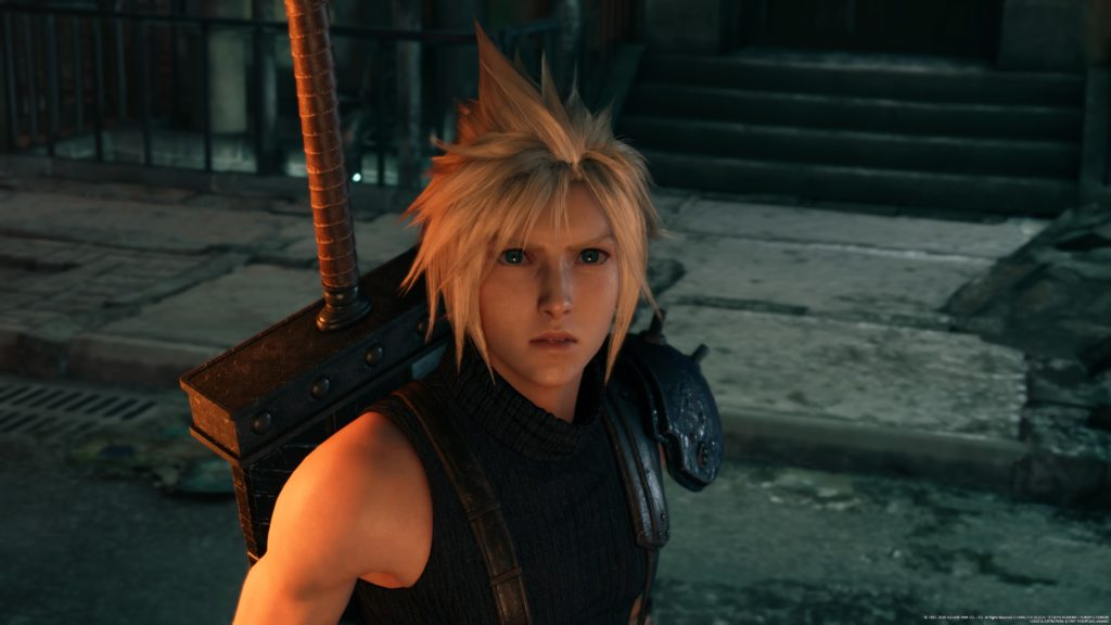 FINAL FANTASY VII REMAKE What The?