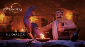 HERAKLIOS The Waylanders