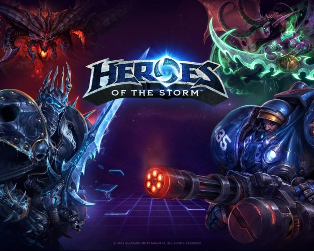 Heroes of the Storm Team is Teasing Something Interesting
