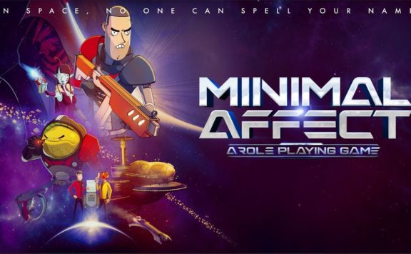 Minimal Affect - Mass Effect Parody Game Announcement Trailer
