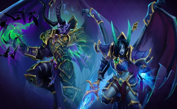 Nexus Anomaly Rages in Heroes of the Storm
