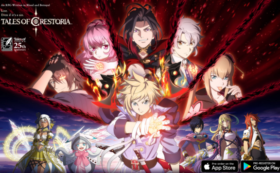 Tales of Crestoria Opens Pre-Registrations