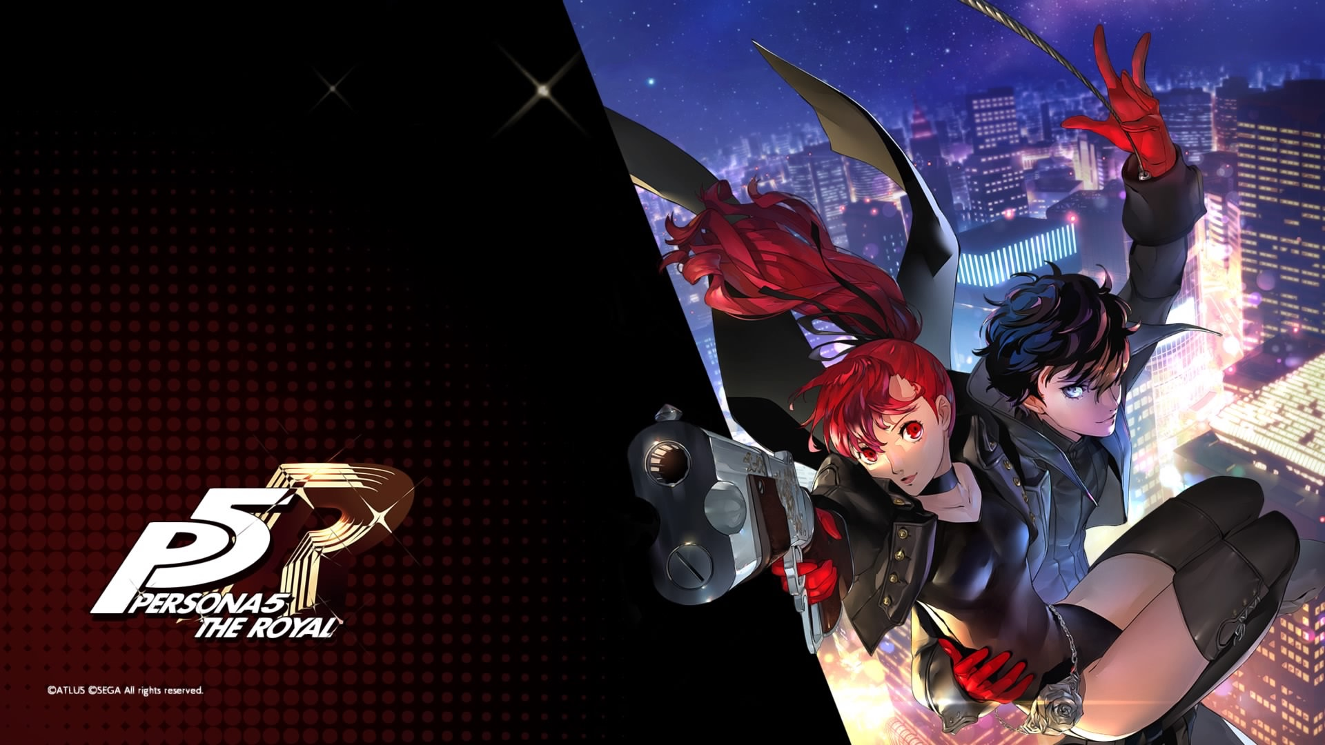 Persona 5 Royal Review For Ps4 Gamespace Com