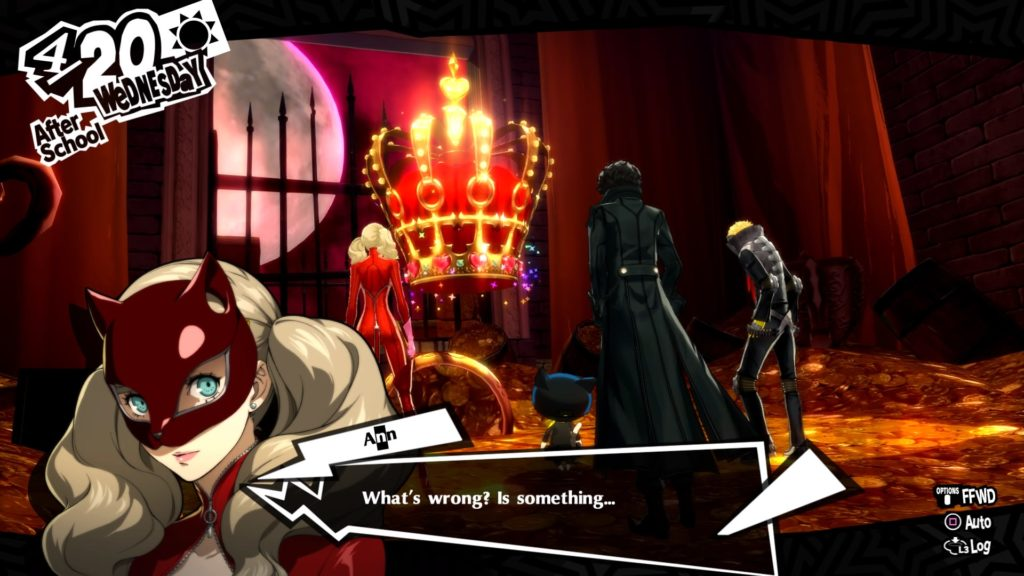 Persona Royal Review 1