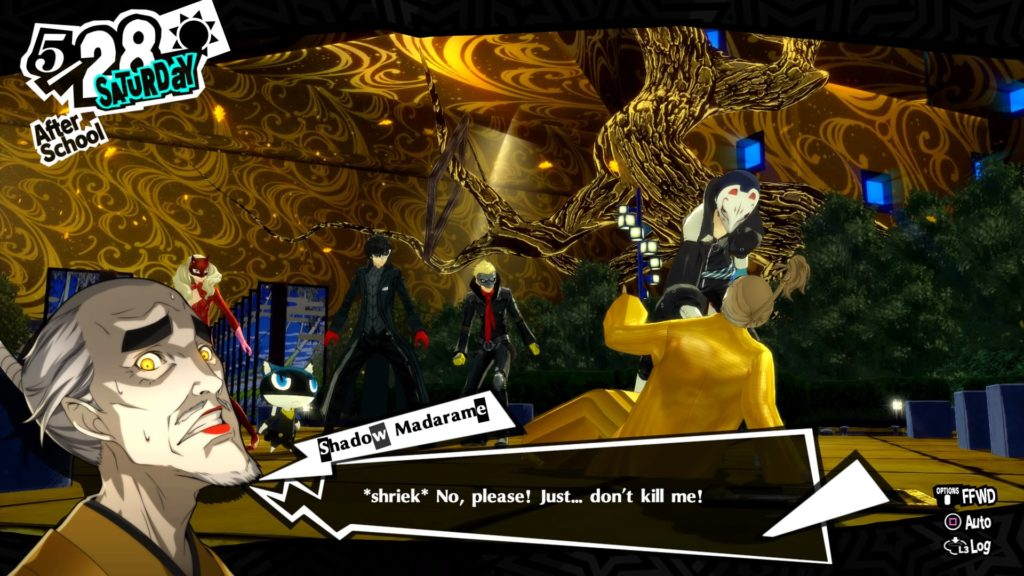 Persona Royal Review 4