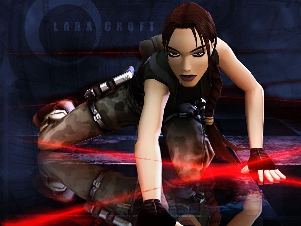 PlayStation 2 - Tomb Raider 1