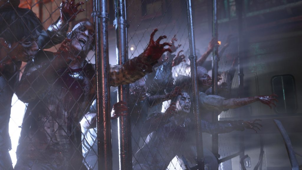 Resident Evil 3 Review creatures