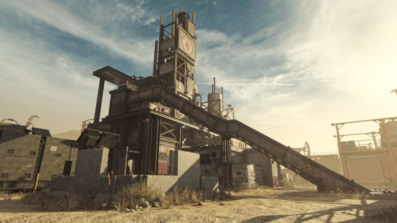 Rust Map Is Coming to Call of Duty Mobile