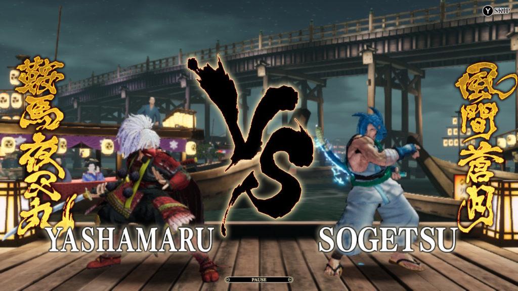 Samurais Fight!
