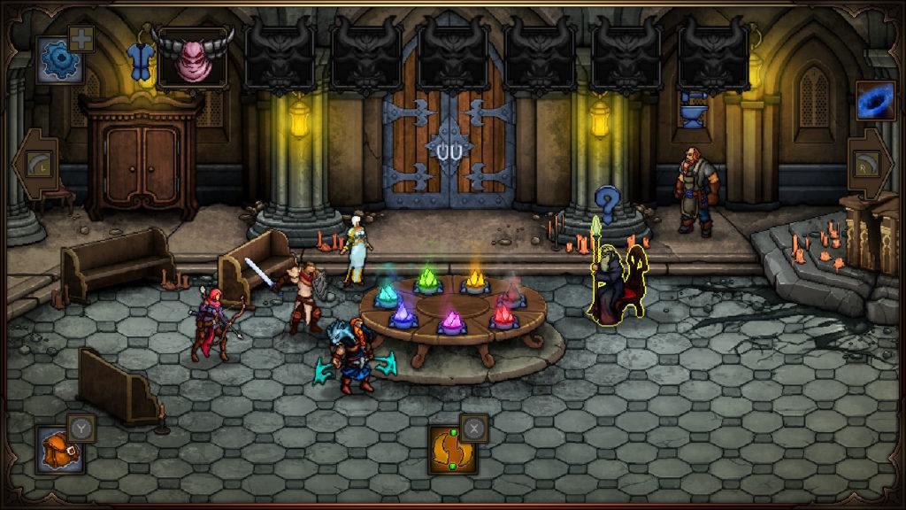 Quest Hub