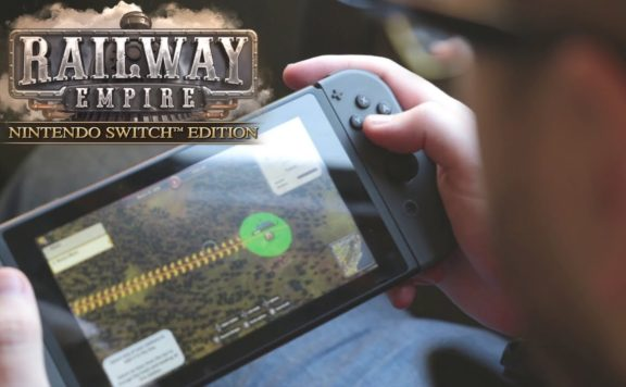 Switch Version of Railway Empire Moved to June Release Date